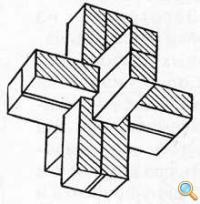 Двойной крест