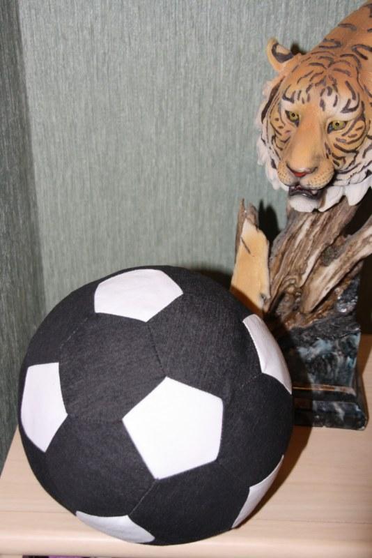 Мяч из папье-маше своими руками
