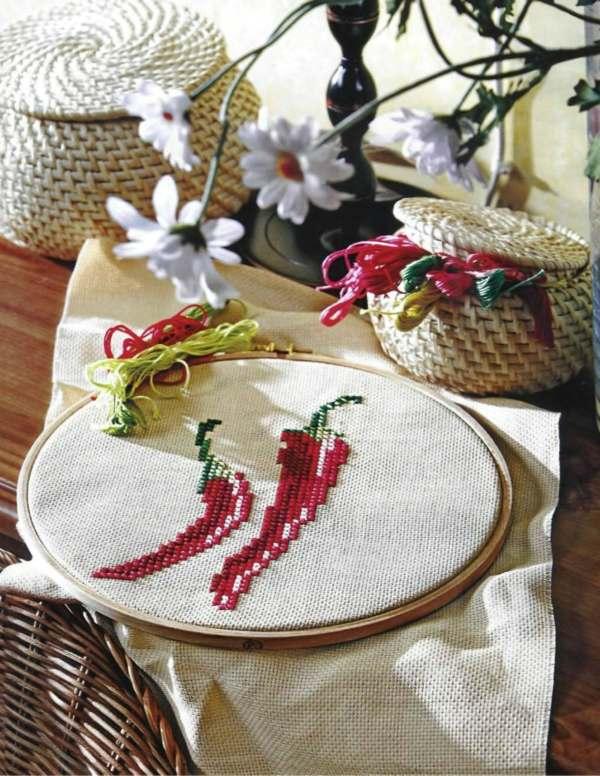 Рама вышивания своими руками