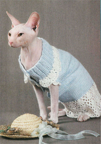 вязание крючком одежда для