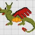 Схема дракон