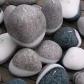 Свечи в виде камней