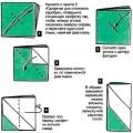 Салфетка «Диагональ»