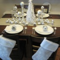 Семейный новогодний стол