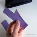 Гирлянда из бумаги - шаг 1