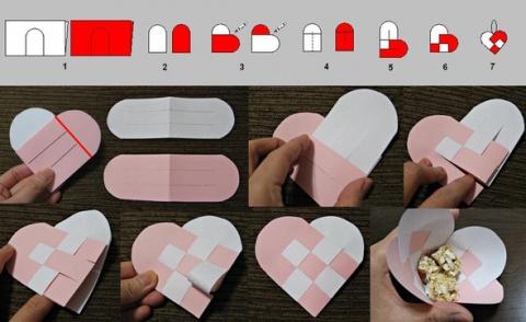 Как сделать интересную штучку из бумаги