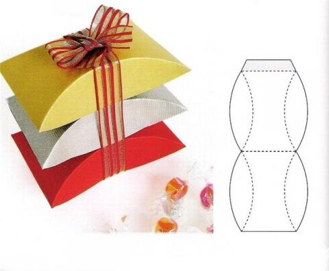 Коробка подарочная 7