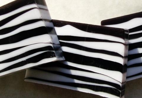 Мыло зебра