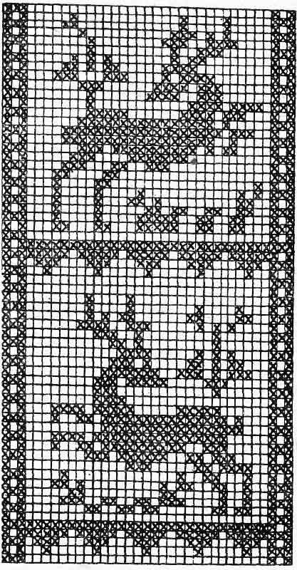 Орнамент олени