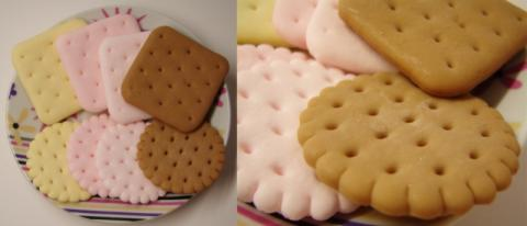 Печенье из мыла