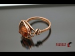 Embedded thumbnail for Мастер класс кольцо из проволоки