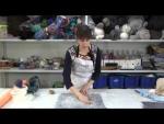 Embedded thumbnail for МК создание неповторимых поверхностей из шерсти и подручных материалов